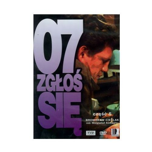07 zgłoś się Część 5 - produkt z kategorii- Seriale, telenowele, programy TV