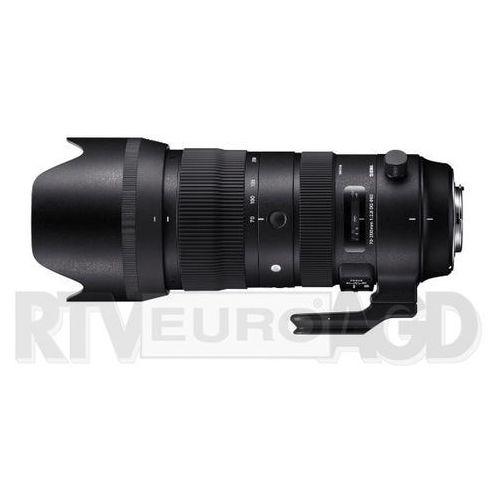 Sigma s 70-200 mm f/2.8 dg os hsm canon