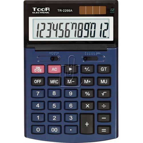 Kalkulator Toor TR-2266A (5903364216801)