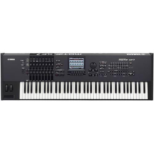 Yamaha MOTIFXF 7 (keyboard, syntezator)