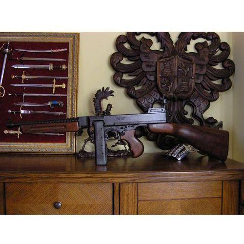 Replika karabinu - pistolet maszynowy thompson m1928 a1 (1093) marki Denix