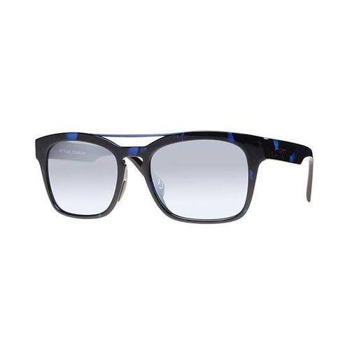 Okulary Słoneczne Italia Independent II 0914 I-PLASTIK DHA/022, kolor żółty