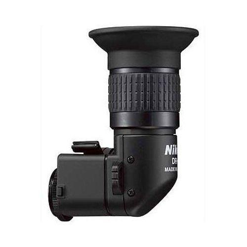 Nikon DR-5 pod różnym kątem wizjer do okrągłych okular