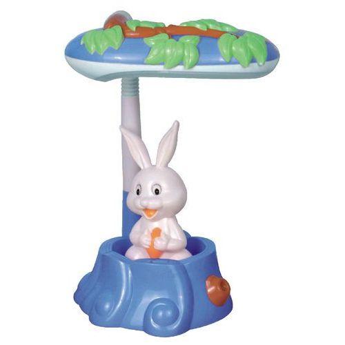 Lampka stołowa K-MT królik różowy 18W PL2U Kaja