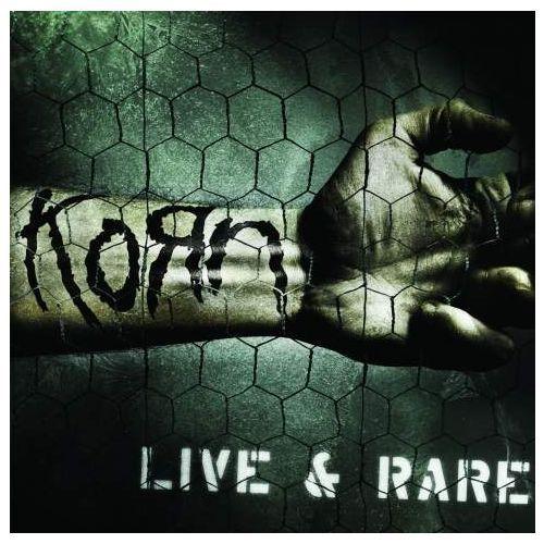 Korn - live & rare marki Sony music entertainment