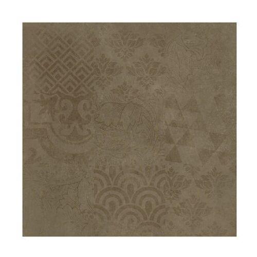 Gres szkliwiony Vesper Brown Pat 59.7 X 59.7 Artens (5903313322119)
