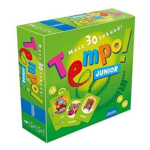 Tempo junior gra towarzyska marki Granna