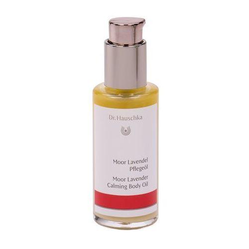 Dr. Hauschka Moor Lavender Calming Body Oil (75ml), 99326