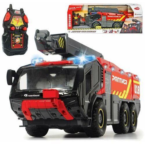 Dickie pojazd rc lotniskowa straż pożarna duża (4006333072338)