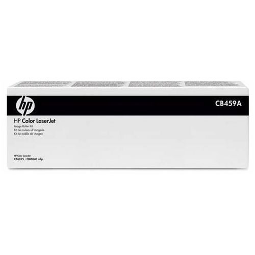oryginalny zestaw wlaców cb459a, black, hp color laserjet cp6015, cm6030, 6040mfp marki Hp