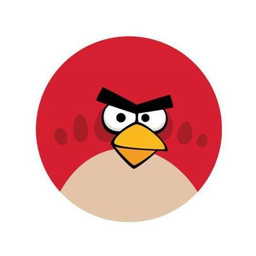 Modew Dekoracyjny opłatek tortowy angry birds - 20 cm - 8