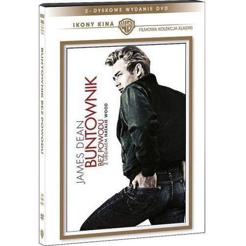 Buntownik bez powodu (DVD) - Nicholas Ray DARMOWA DOSTAWA KIOSK RUCHU (7321910683231)