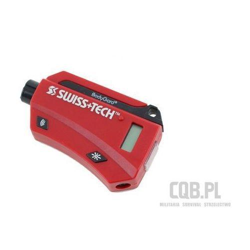 Multitool kierowcy Bodygard Swiss Tech XL7 Czerwony