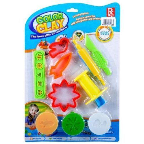 Mega creative Masa plastyczna z akcesoriami (5902012749630)