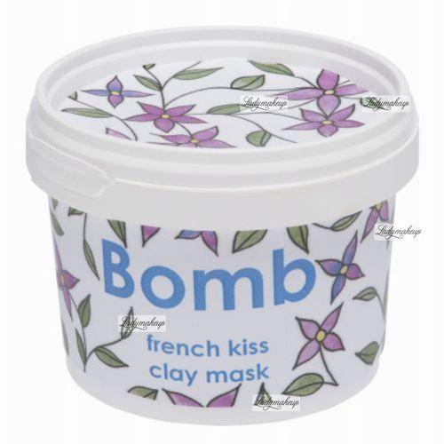 Bomb Cosmetics French Kiss - maseczka do twarzy z glinką 110ml (5037028235980)