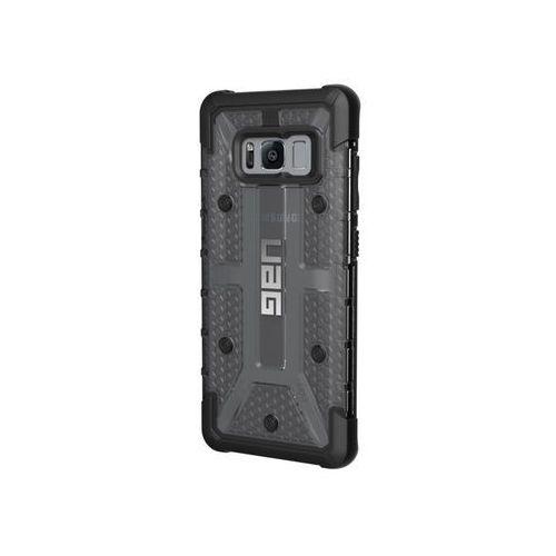 Etui UAG Urban Armor Gear Samsung Galaxy S8 Ash Smoke - Czarny, kolor Czarny