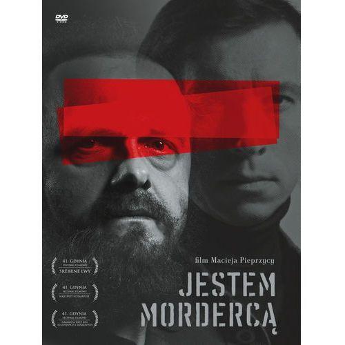 Jestem mordercą (DVD) - Maciej Pieprzyca z kategorii Sensacyjne, kryminalne
