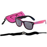 Banz Okulary przeciwsłoneczne dzieci 4-10lat uv400 - black/pink (9330696043762)