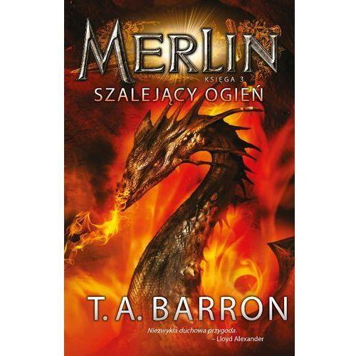 Merlin Księga 2 Szalejący ogień, GJ GRUNER JAHR