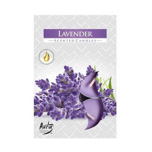 Bispol Podgrzewacz zapachowy lavender lawenda 6 szt. (5906927015798)