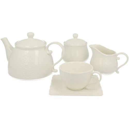 Duo 15 el. fischer serwis porcelana do kawy herbaty