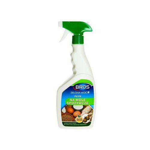 Bros Środek, spray na mole spożywcze. płyn 500 ml.