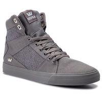 Sneakersy - aluminum 05662-020-m grey/grey, Supra, 42-46