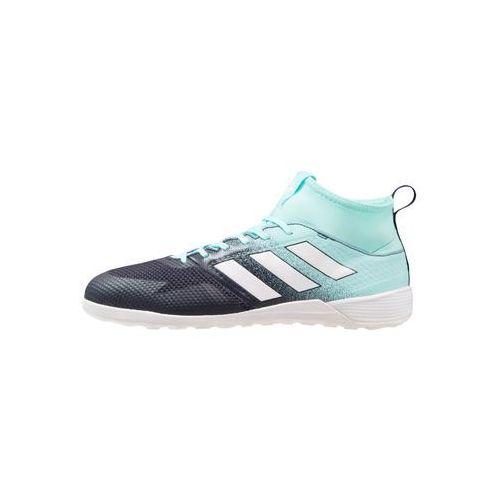 adidas Performance ACE TANGO 17.3 IN Halówki energy aqua/footwear white/legend ink, DWF08