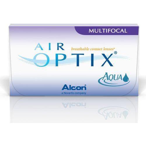 Air optix aqua multifocal 3 szt. marki Alcon