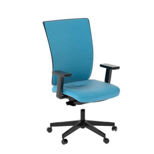 Fotel biurowy obrotowy simple uph tkanina z mechanizmem s20 marki Bakun