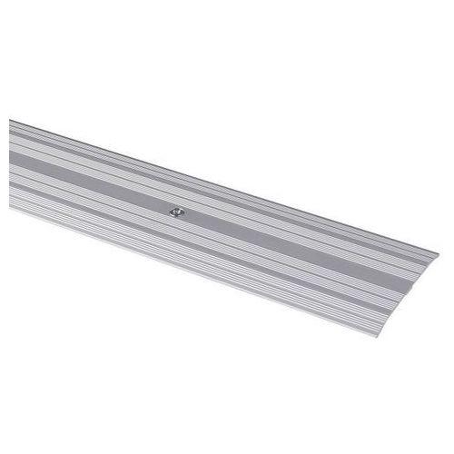 Profil progowy aluminiowy 4 w 1 GoodHome 60 x 1800 mm szeroki natural