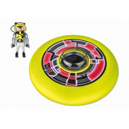 Playmobil Frisbee z astronautą 6183 - BEZPŁATNY ODBIÓR: WROCŁAW!