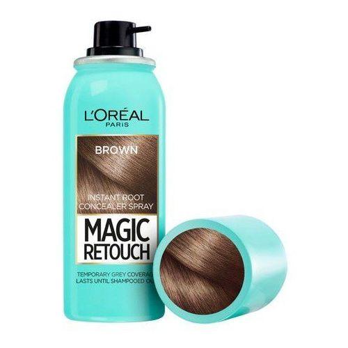 L'Oréal Korektor siwych włosów odrostu and Magic retuszowania (moment głównej Korektor spray) 75 ml (cień 15