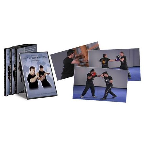 DVD Cold Steel Ron Balicki's Jun Fan Jeet Kune Do (VDJKD), VDJKD