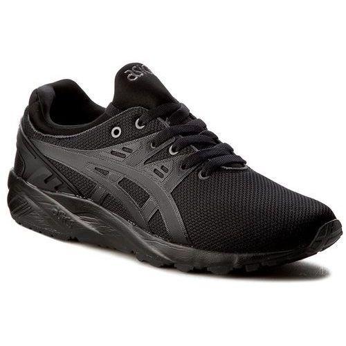 Asics Sneakersy - tiger gel-kayano trainer evo h707n black/black 9090