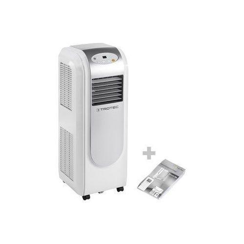 Klimatyzator lokalny pac 2000 e + airlock 100 marki Trotec