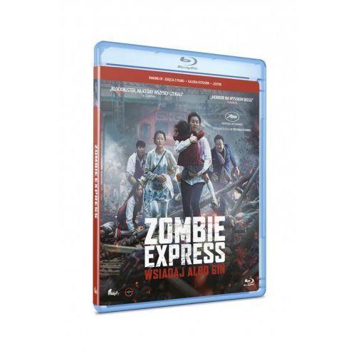 Zombie Express Blu-Ray (5908312730293)