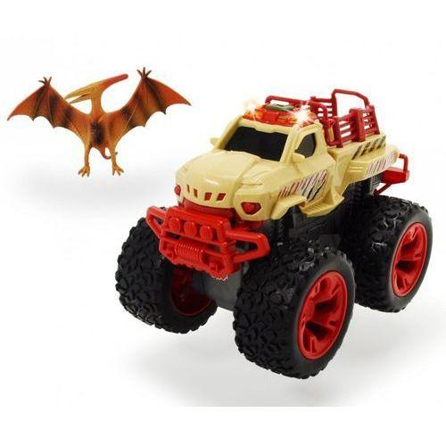Monster Truck. Dino Chaser, 2 rodzaje