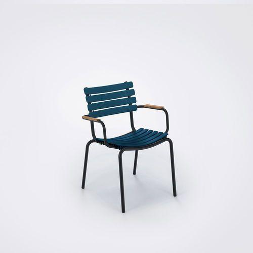 Houe Krzesło CLIPS z bambusowymi podłokietnikami 12302-xx24-03
