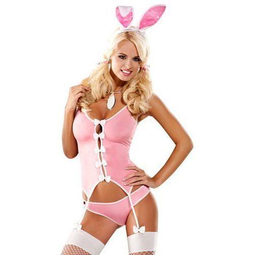 Kostium króliczek - Obsessive Bunny Suit Costume L/XL. Najniższe ceny, najlepsze promocje w sklepach, opinie.