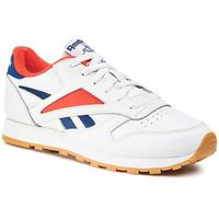 Buty - cl leather mark ef7846 white/redred/conavy marki Reebok