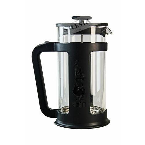 Bialetti Zaparzacz press smart czarny (1000 ml) (8006363023450)