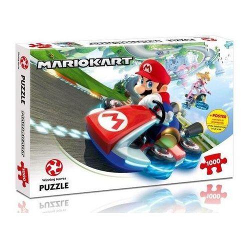 Winning games Puzzle winning moves mario kart 1000 elementów (5036905029483)