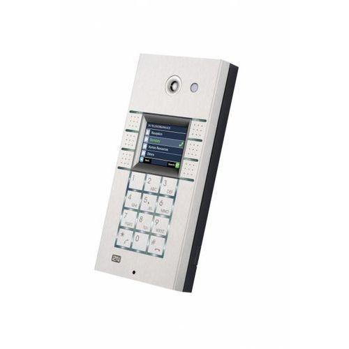 2n Helios ip vario domofon szcześcioprzyciskowy z kamerą, klawiaturą i wyświetlaczem lcd