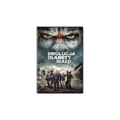 Ewolucja planety małp - dvd marki Imperial cinepix