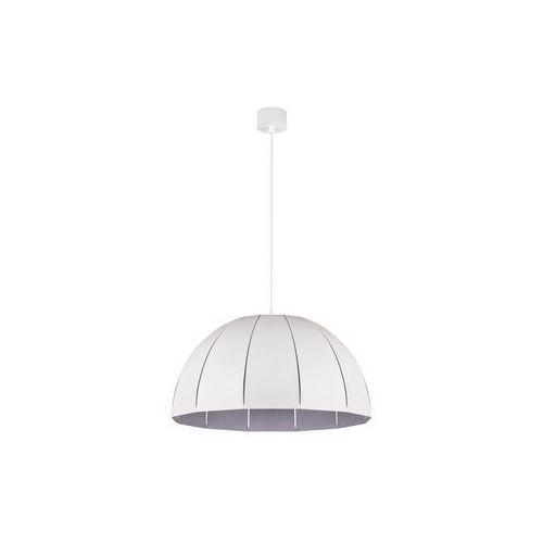 Lampa wisząca Sigma Lola L biała do salonu pokoju