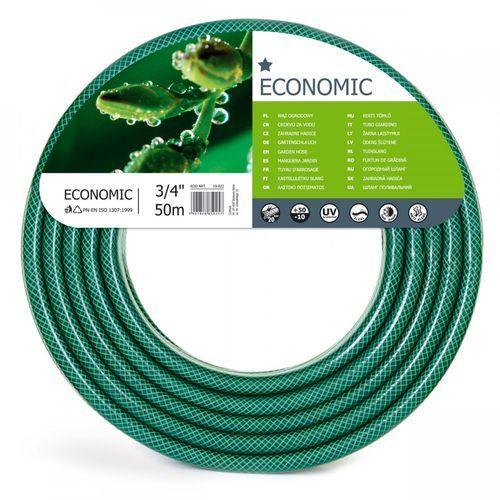 """Wąż ogrodowy z pcw 3/4"""" 50m, economic - cf10022r- natychmiastowa wysyłka, ponad 4000 punktów odbioru! marki Cellfast"""