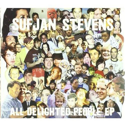 Stevens, Sufjan - All Delighted People Ep (0656605607528)