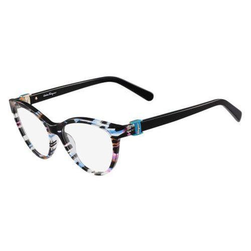 Okulary Korekcyjne Salvatore Ferragamo SF 2761 996