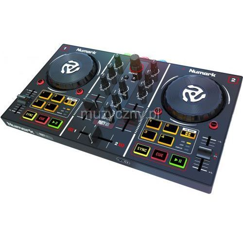 Numark PartyMIX kontroler DJ z efektem świetlnym - sprawdź w wybranym sklepie